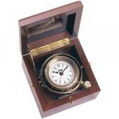 Weems & Plath Gimbaled Box Clock