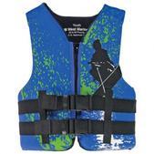 West Marine Deluxe Kids' Neoprene Life Vest, Youth Boy's