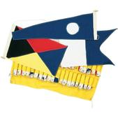 West Marine Set of Signal Code Flags, 18x9DL x 12x9DW