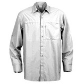 White Sierra Kalgoorlie Long Sleeve Shirt (Men's)
