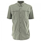 White Sierra Kalgoorlie Short Sleeve Shirt (Men's)