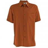 White Sierra Sandpiper Short Sleeve Shirt (Men's)