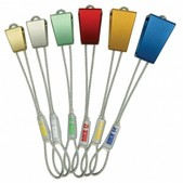 Wild Country Anodized Wired Rock Set 9-14