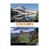 WILDERNESS PRESS BACKPACKING OREGON 2ND ED.