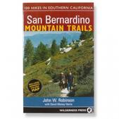 Wilderness Press San Bernardino Mountain Trails - 6th Edition
