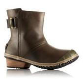 Women s Slimboot Pull On Leather Boot
