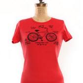 Women's Bicycle Tee