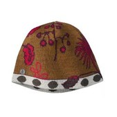 Women's Brocado Reversible Hat