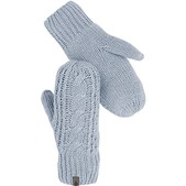 Women's Cable Knit Mitt
