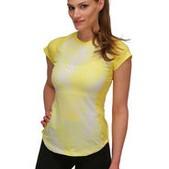 Women's Capped Sleeve Run Top