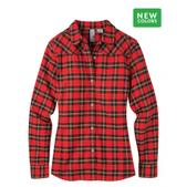 Women's Dovetail Flannel Shirt