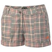 Women's EDO Check Short