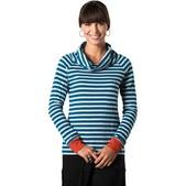 Women's Long-Sleeve Stripe Out Boat Twist Tee