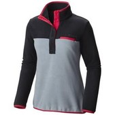 Women's Mountain Side Pull Over Fleece