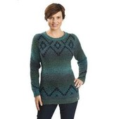 Women's Roundtrip Fair Isle Crew Sweater