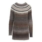 Women's Roundtrip II Fair Isle Crew Tunic Sweater