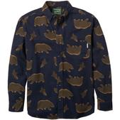 Woolrich Tiadaghton Printed Shirt - Long-Sleeve - Men's