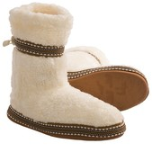 Woolrich Whitecap Bootie Slippers (For Women)