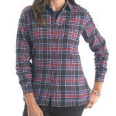 WOOLRICH Women's The Pemberton Shirt, L/S