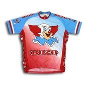 World Jerseys Bozo The Clown Cycling Jersey