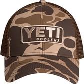 YETI Custom Camo Trucker Hat