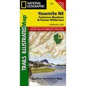 Yosemite NE: Tuolumne Meadows & Hoover Wilderness
